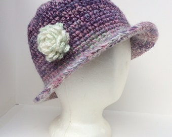 Hand Knit Hat
