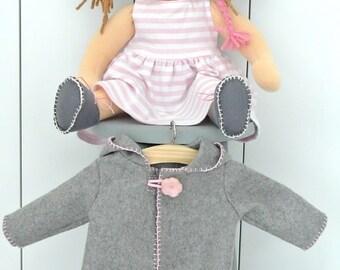 Waldorf Doll Eva, 17 inch