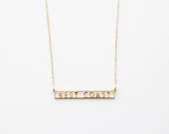 BEST COAST Necklace - 1007