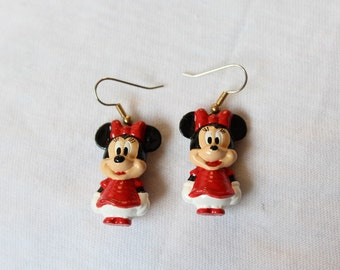 Pierced ears, Minnie