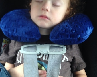 Travel Neck Pillow for baby and toddler ( choose your color)