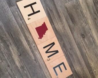 Home Scrabble Tiles