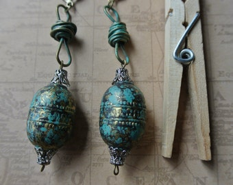 A Fisherman's Wife Earrings