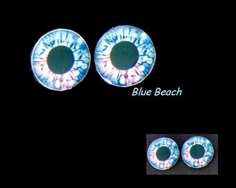 Pullip Eyechips, Yeolume epoxy - 12mm
