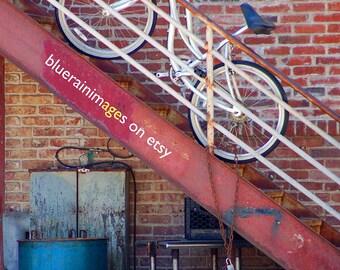 Higher Ground, Urban Photography, Street Art, City Photography, Abandoned, Urban Art