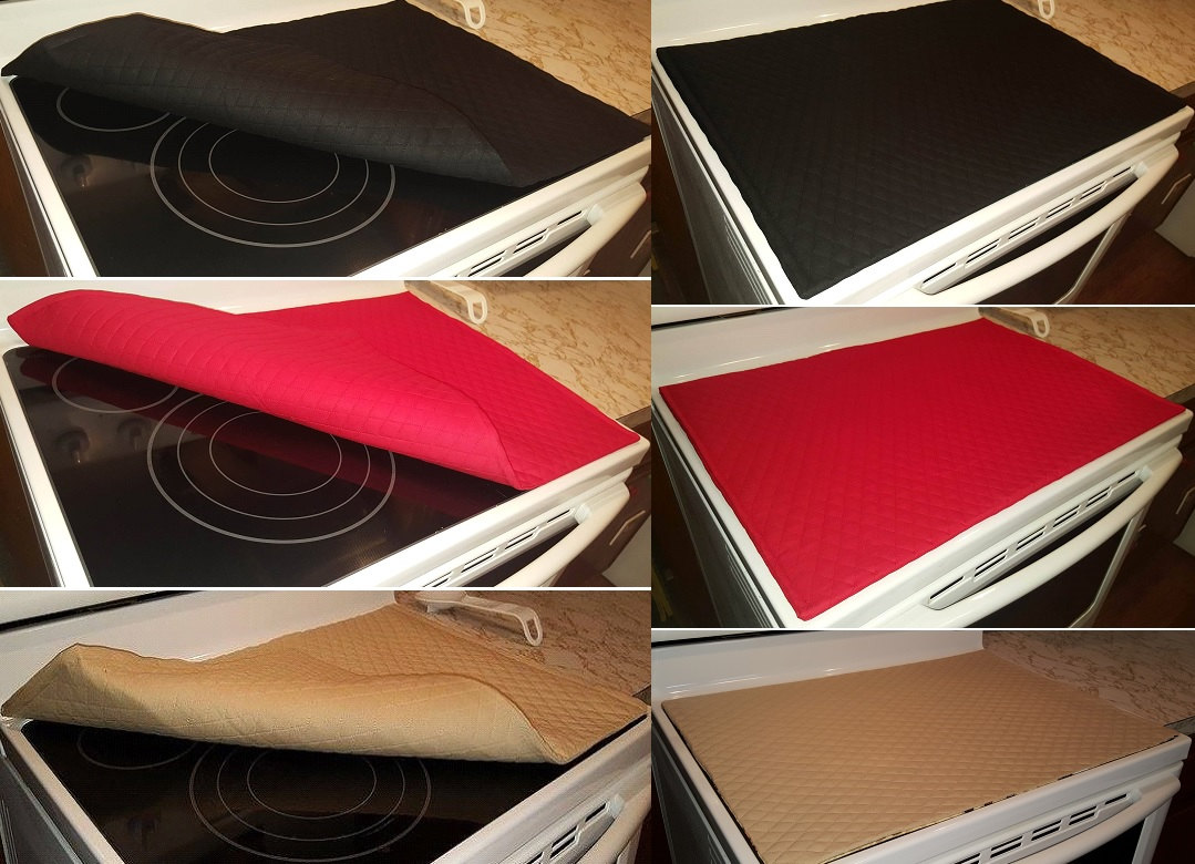 Glass Stove Top Cook Top Cover Amp Protector 11 Colors