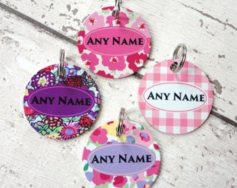 Personalised Pet Dog or Cat ID Tags