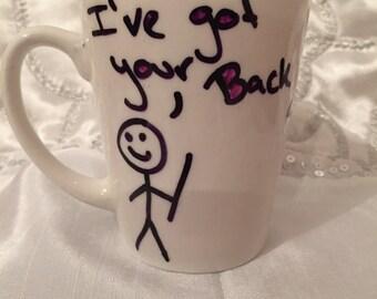 Unique Crafted Coffee Mug