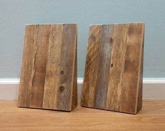Reclaimed Wood Display Boards - Jewelry Displays - Handmade