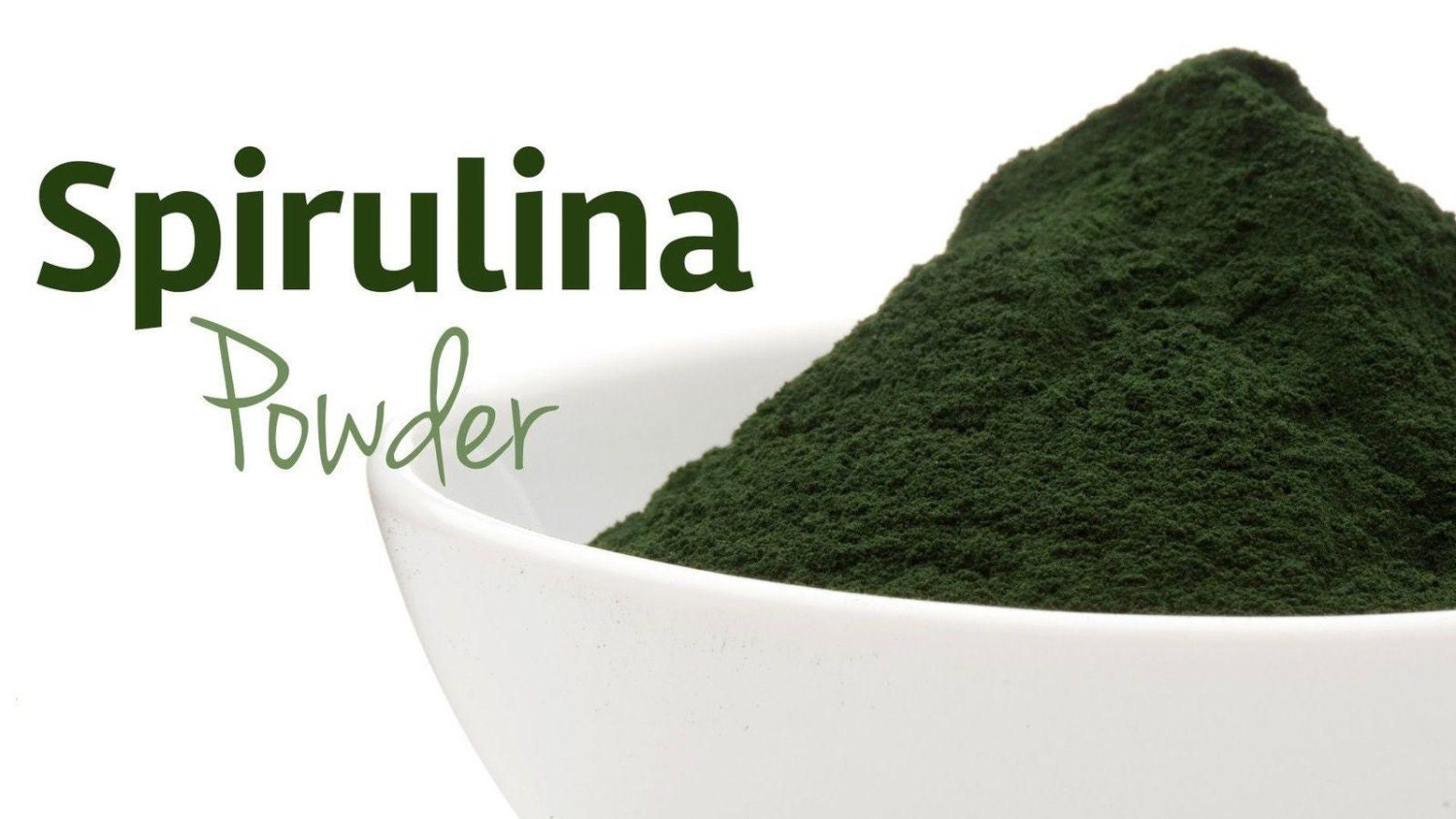 Organic SPIRULINA Powder Food Grade Natural Superfood Nutrient Rich Diet Detox WHOLESALE PRICES ...