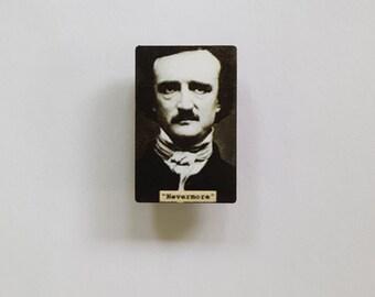 Edgar Allen Poe Nevermore Needle Knack