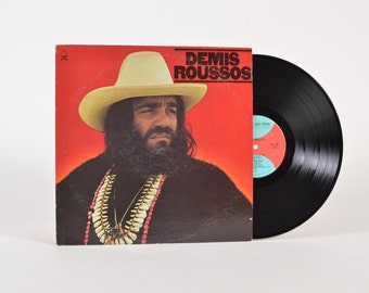 "DEMIS ROUSSOS - ""Demis Roussos"" vinyl record"