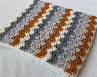 CROCHET BABY BLANKET Pattern Baby Blanket Crochet Crochet Blanket Pattern Baby Blanket Patterns Crochet Pattern Baby Crochet Blanket #08