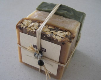 Three soap gift pack