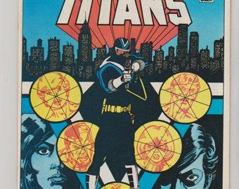 New Teen Titans; Vol 1, Annual 2, Bronze Age Comic Book. NM- (9.2). August 1983.  DC Comics