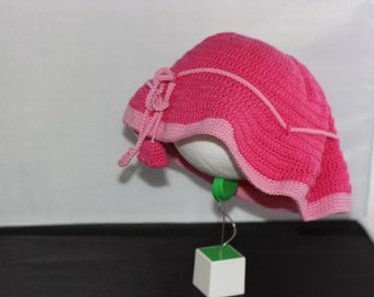 Crochet Hat 2-3 year old