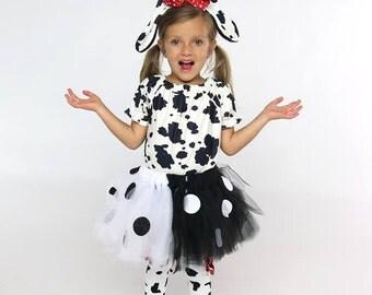 Dalmation Costume, 101 Dalmations,  Dalmation birthday