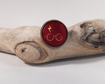 The Harry Potter Pin 20mm