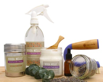 Natural Cleaning Trifecta - Lavender Eucalyptus