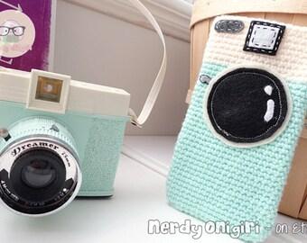 Diana Dreamer Cellphone Pouch/Cover Crochet