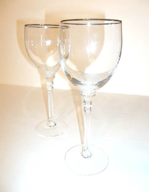 Lenox Wine Glass By Wowitchofwest On Etsy