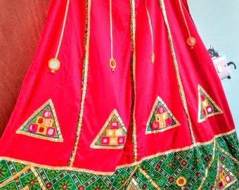 Lovely Indian dancing skirt