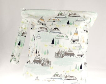 Tepee Wet Bag