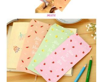 Fruits Envelopes Pack of 6