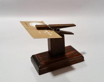 Business Card Holder For Desk, Business Card Display
