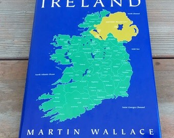 A Short History of Ireland by Martin Wallace Hardcover 1996