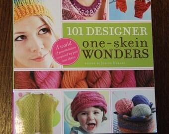 101 Designer one-skein Wonders book