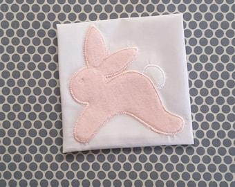 Baby Applique Machine Embroidery Design  Bunny