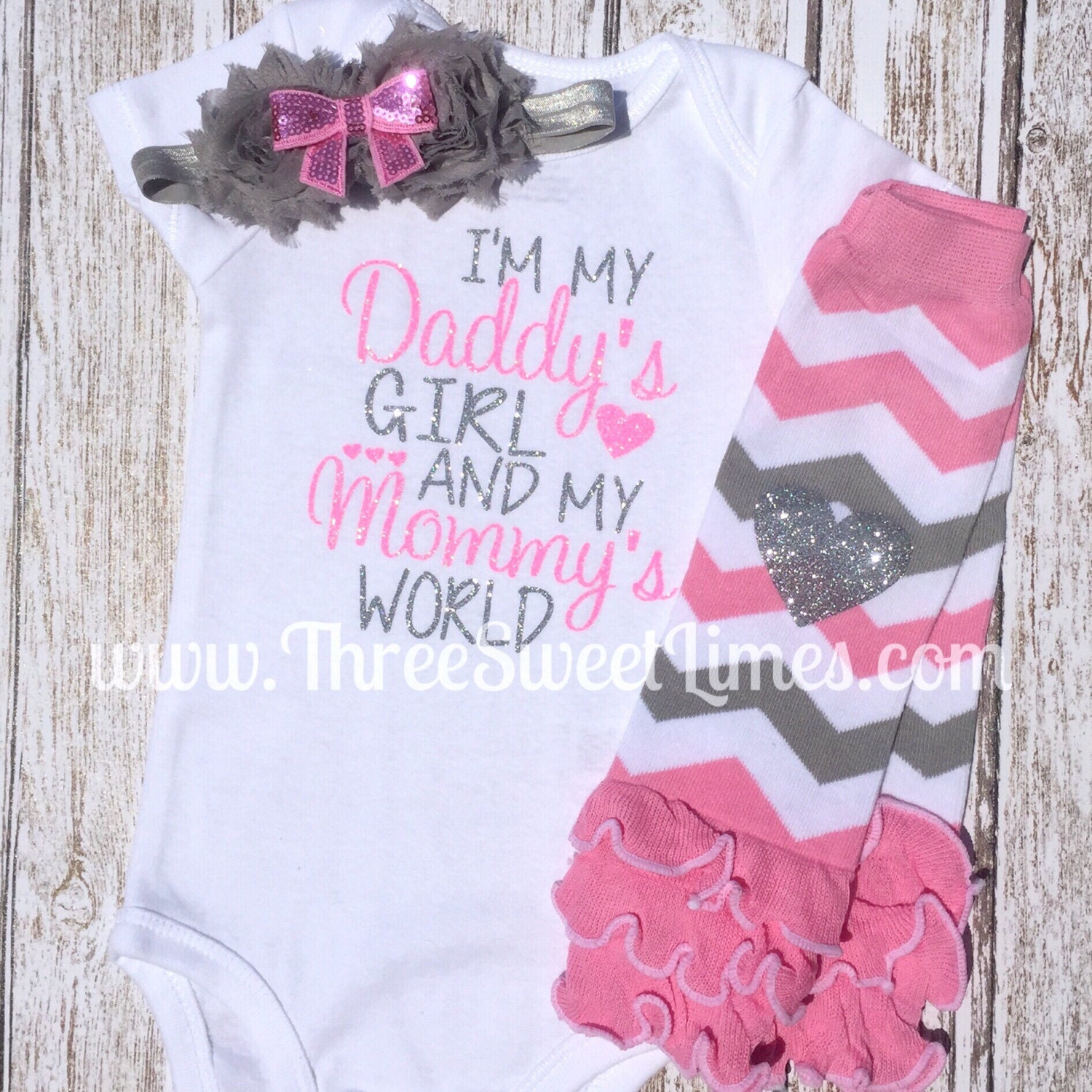 Baby Girl Clothes I M My Daddy S Girl And My