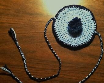 Crochet Baby Kippah / Baby Yarmulke