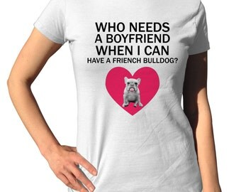 French Bulldog Clothing - Frenchie Shirt - French Bulldog Gifts - Frenchie Clothes  - Bulldog Shirt - Bulldog Rescue - Bulldog Puppies