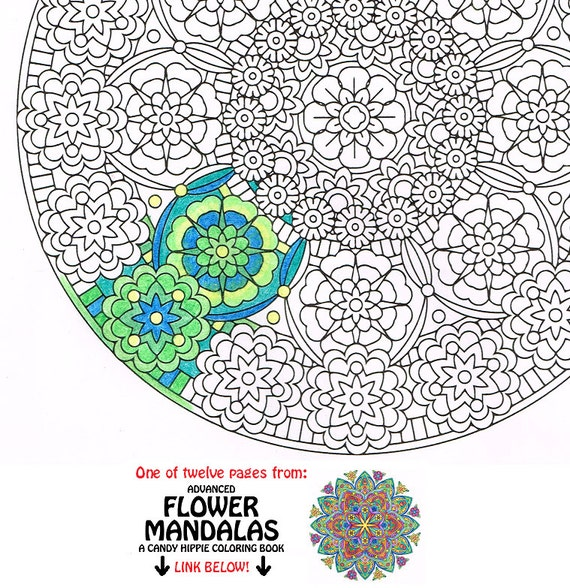 Mandala coloring page cathedral of green coloring page for - Tappeto mandala ...