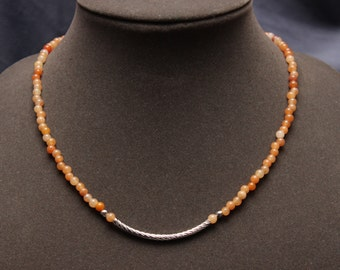 Red Aventurine Necklace - FREE SHIPPING