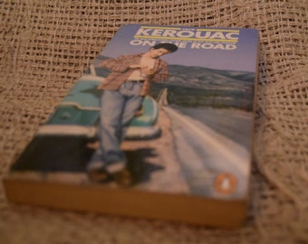 On the Road. Jack Kerouac. Penguin Book. Paperback