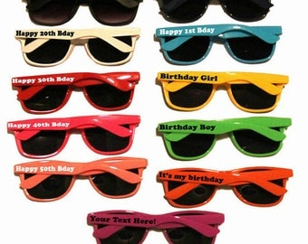 Sunglasses Wedding, Vinyl Stickers for Bachelorette party favors, Sweet 16 party, Bachelor party, Birthday party favors, 85+ Styles