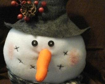 Mr Snowman head