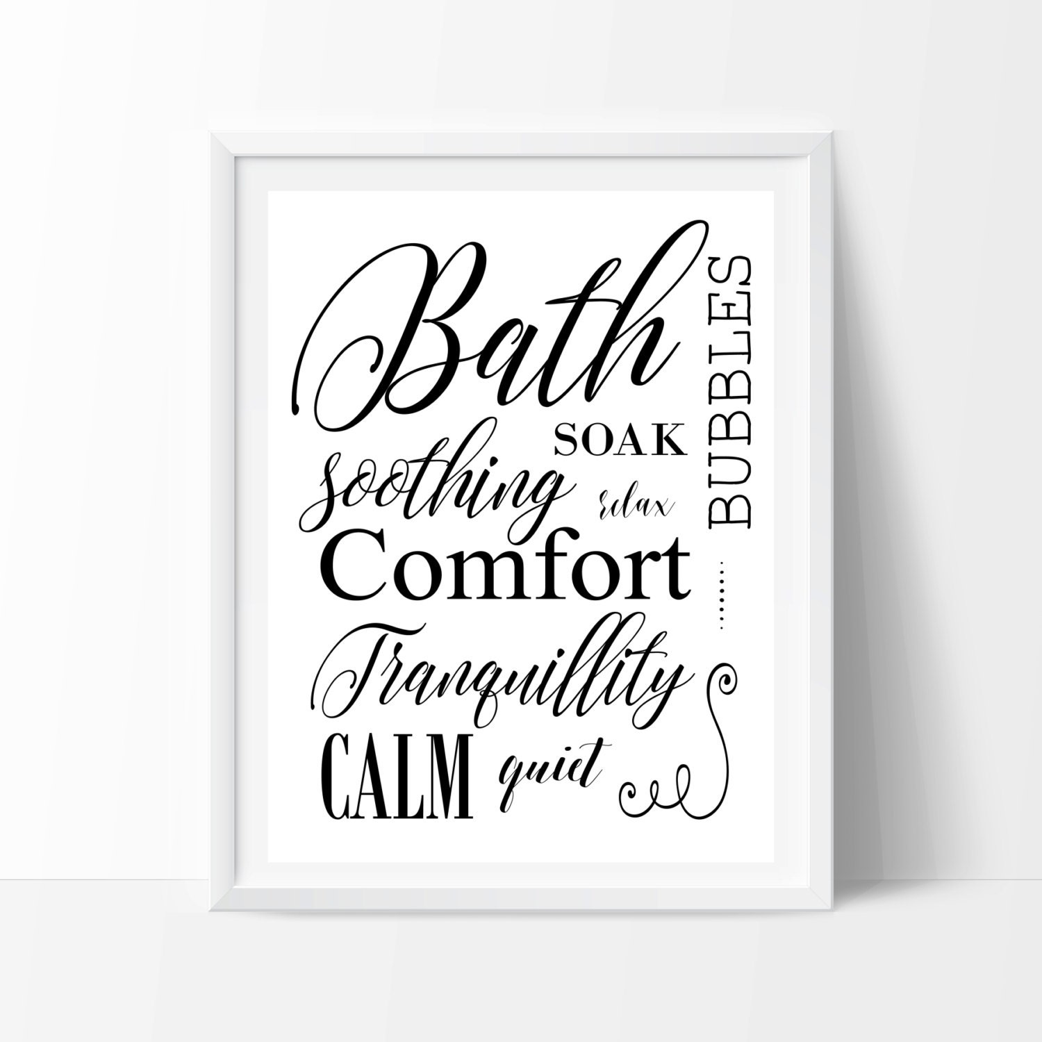 Free Printable Bathroom Pictures: Bathroom Wall Art Bathroom Print Bathroom Printable