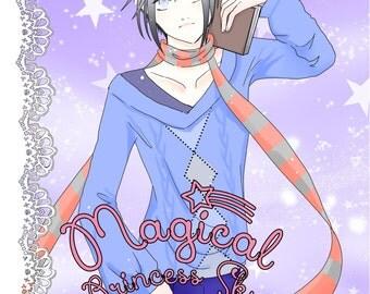 Magical Princess Sky Volume 3 - original manga