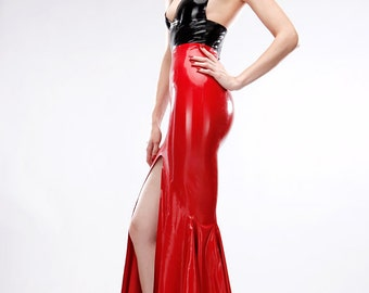 Diva LaTeX skirt