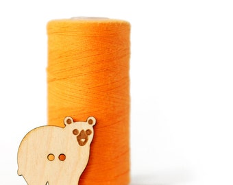 Paapii Design: Polar Bear Button