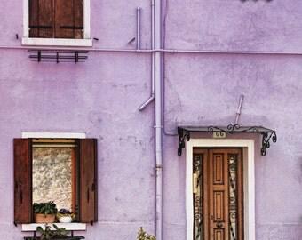 Original Fine Art Travel Photography  - Burano, Italy