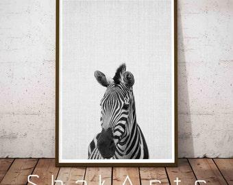 Nursery Print Zebra, Nursery Art Zebra, Zebra Nursery Print, Zebra Print Wall Art, Zebra Nursery Decor, Zebra Printable Art, Printables