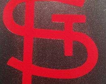 St. Louis Cardinals Decal