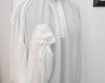 Historical Shirt: XIX century - Outlander inspired