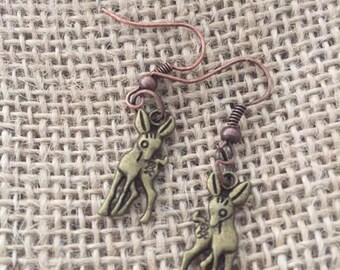 Oh Deer! Earrings