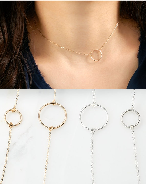 gold choker necklace thin choker necklace with by goldsignia